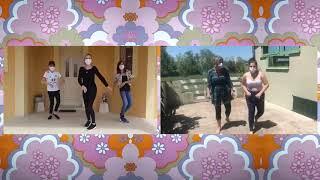 Vidéo de l'Atelier Danse de Seb et Sandra à Mâcon : défi 5