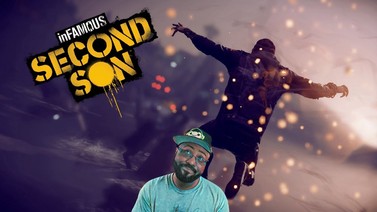 PS5 HYPE!!!! - inFamous Second Son - YouTube