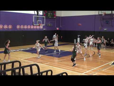 Girls Basketball Vs. John Jay Cross River