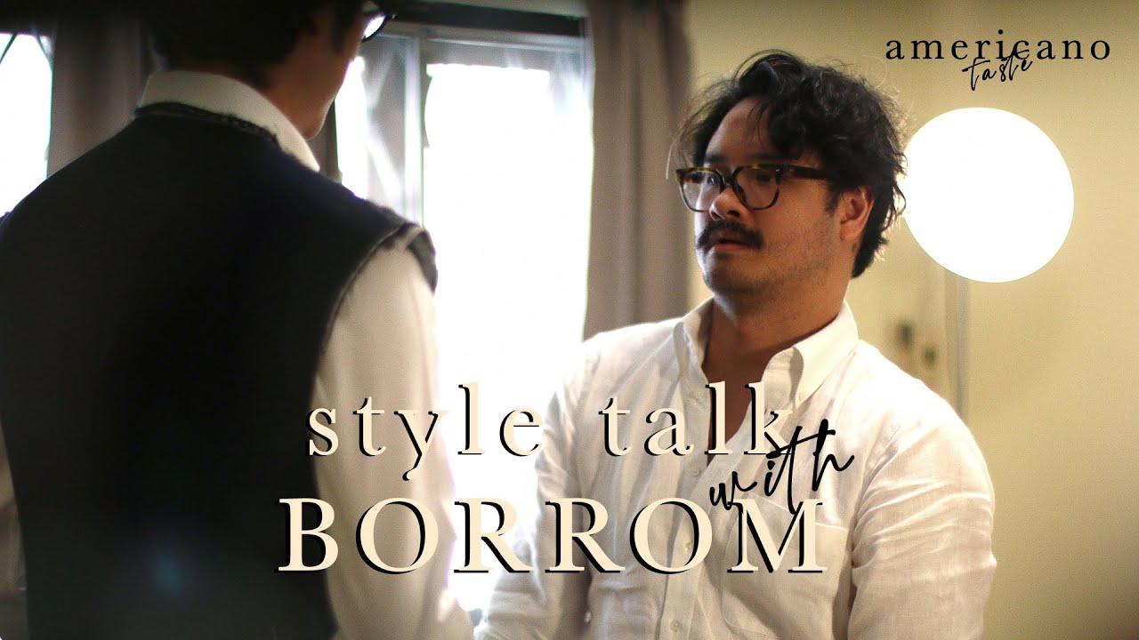 Borrom ตัดสูท คุยสไตล์ ล้วงปรัชญาการทำเสื้อผ้า bespoke ในแบบ 'บรม' | Americano Taste