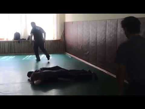A scene of class at SYSTEMA H.Q.in Moscow.(rolling)