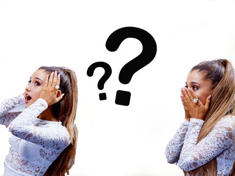 Guess the song: Ariana Grande (4 LEVELS)