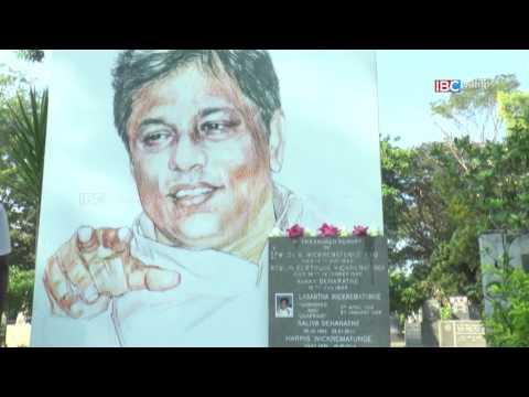 Gotabhaya behind death squad that killed Sunday Leader Editor: CID