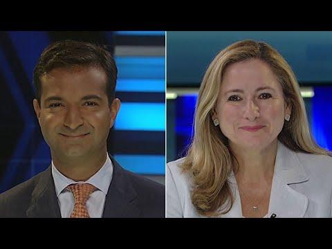 Carlos Curbelo, Debbie Mucarsel-Powell face off in live debate