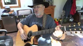1241 -  Somewhere In My Broken Heart -  Billy Dean cover with lyrics and guitar chords