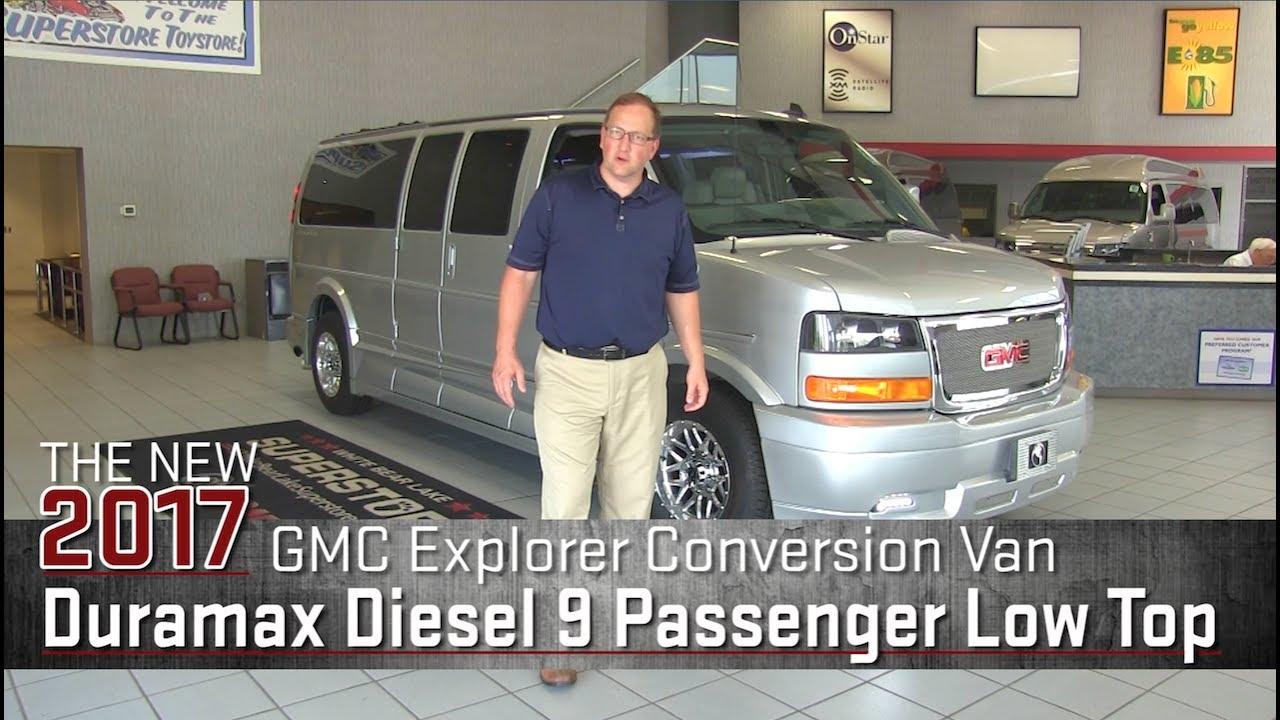 New 2017 Duramax Diesel