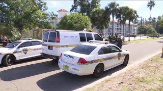 Man shot, killed by police at motel