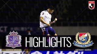 サンフレッチェ広島vs横浜F・マリノス J1リーグ 第28節