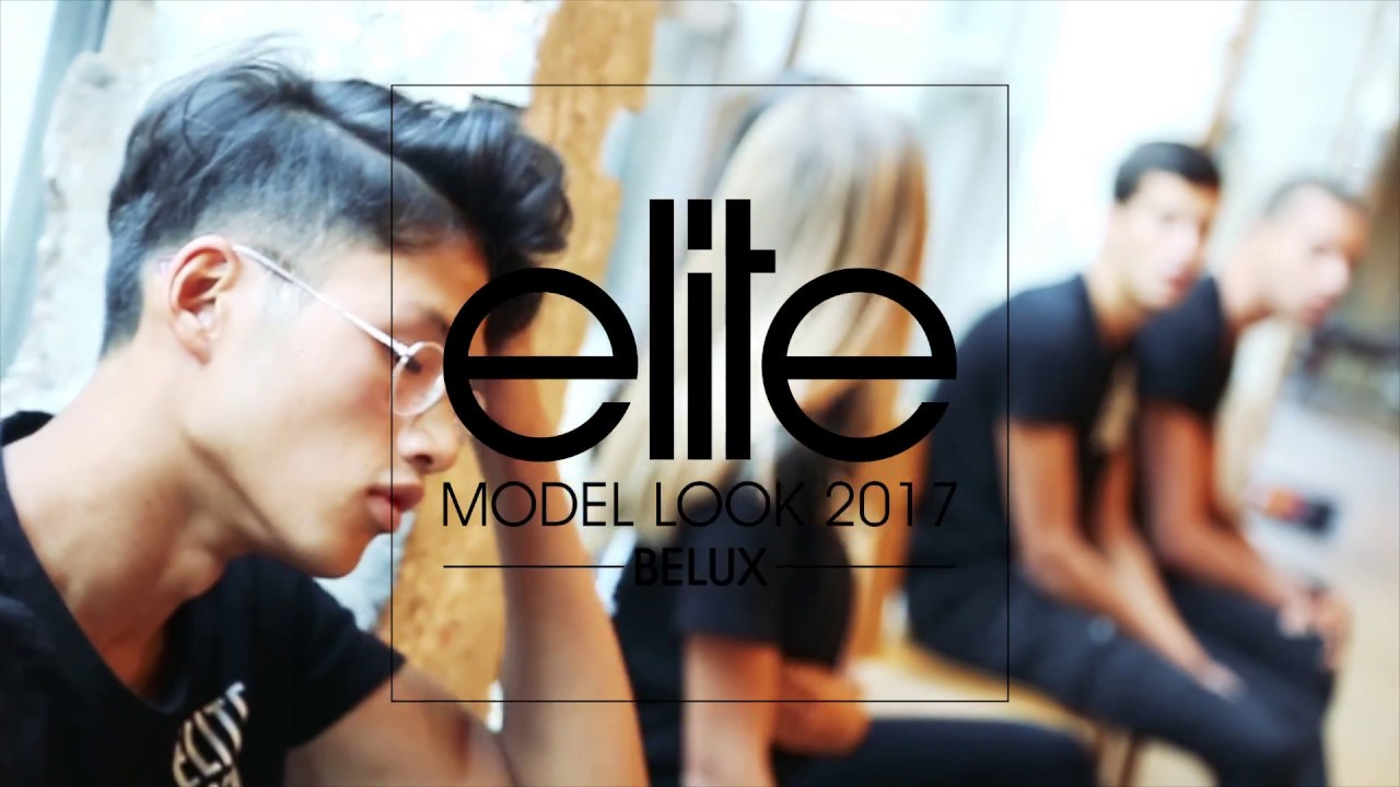 Elite Model Look 2017 Belux