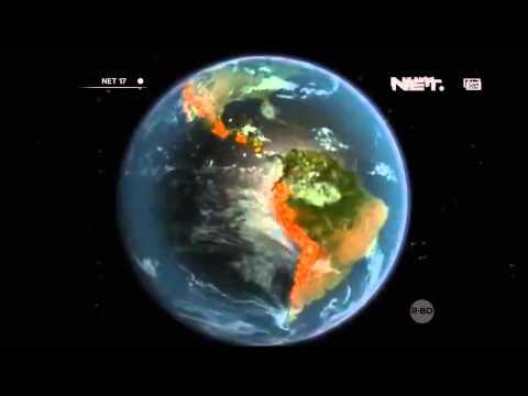 NET17 - Indonesia dilingkaran lempeng tektonik
