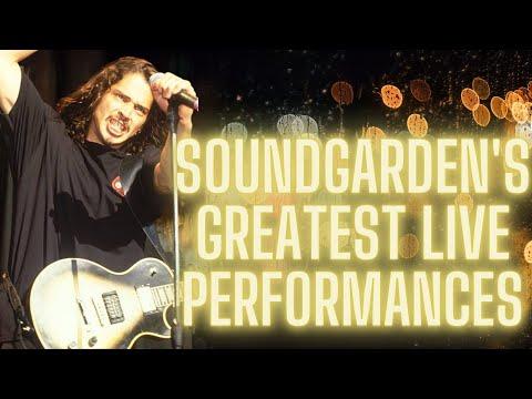 Soundgarden's Greatest Live Performances (Part 2)