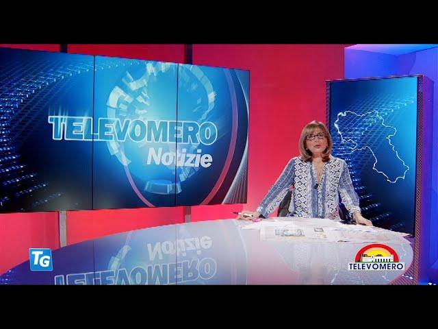 TELEVOMERO NOTIZIE 19 NOVEMBRE 2020 EDIZIONE delle  20 30