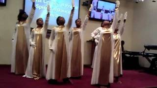 CCOP Praise Dance- Holiness Is What I Long For by Micah Stampley