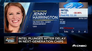 Why this investing pro isn't selling out of Intel right now