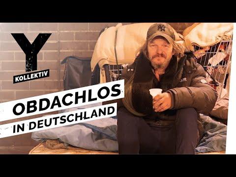 Obdachlos in Deutschland - Leben auf der Straße I Y-Kollektiv Dokumentation
