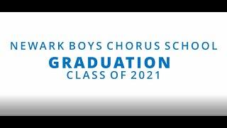 NBCS 2021 Graduation