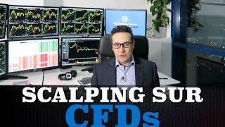Le mythe du scalper gagnant sur CFDs