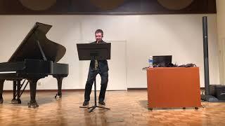 Syrinx by Claude Debussy