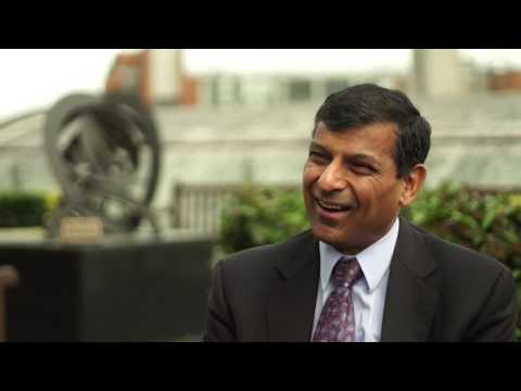 Interview with Professor Raghuram Rajan on the Global Policy Lab Launch
