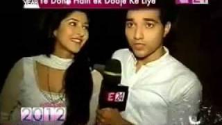 Repeat youtube video ~AnArika~ Ankit Sonarika Jan 5 interview -- Abhilasha decides to return home
