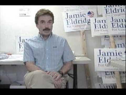 Dennis Bradley Endorses Jamie Eldridge
