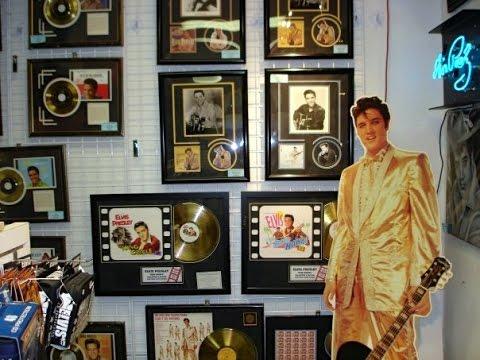 Elvis Presley Las Vegas Store