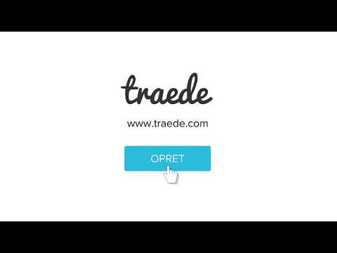 Traede - Sales Made Easy (Dansk)