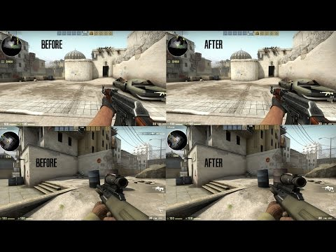 CSGO ViewModel Guide-For Weapon Positioning Commands