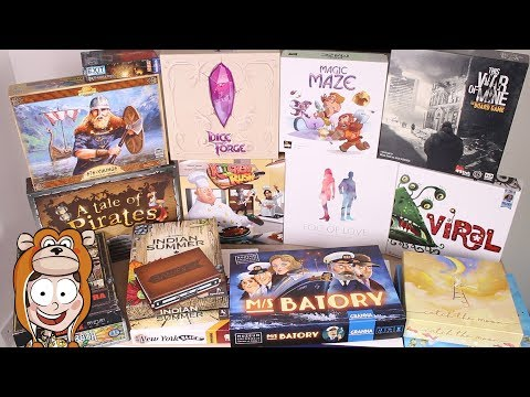 Top 20 Board Games of 2017