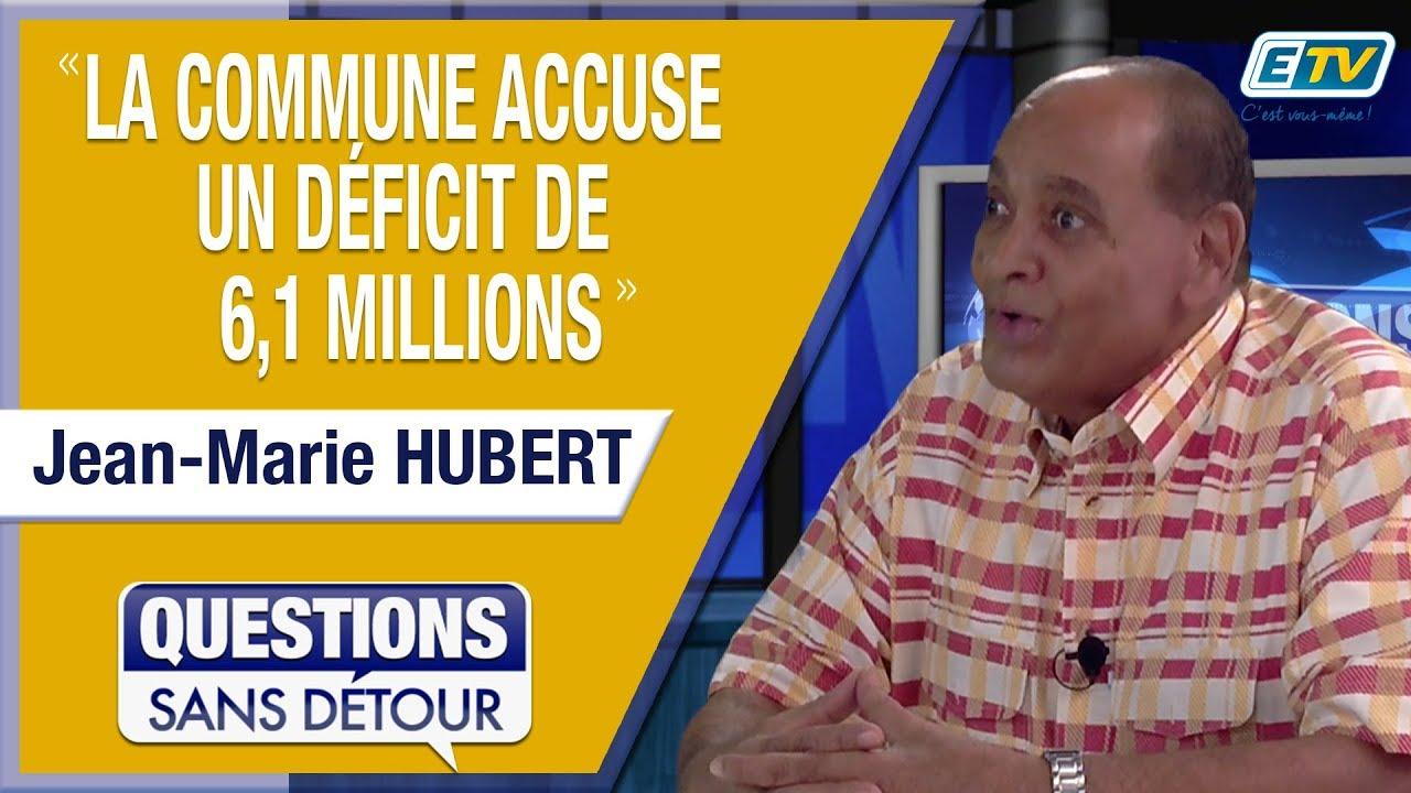 Questions Sans Détour avec Jean-Marie HUBERT
