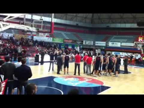 La Coppa Italia di basket