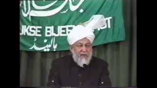 Address to Jalsa Salana Holland, 4 May 1997