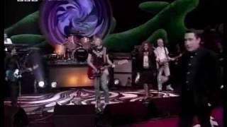 Gay Dad play Joy on  Later with Jools Holland 1999 Britpop