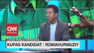 Romahurmuziy Bicara Peluang Jadi Cawapres Jokowi | Kupas Kandidat: Romahurmuziy