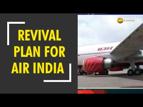Ministry of Civil aviation's revival plan for Air India