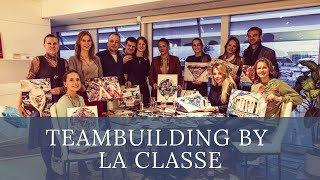 Teambuilding in Yacht Club of Monaco with La Classe
