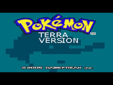 Pokemon Terra Walkthrough Pt. 3 - Astra Cave/Caria Town
