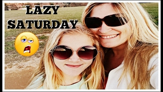 A LAZY SATURDAY: SOCCER, SUNSETS, AND SUBWAY : VLOG