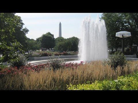 The Federal Reserve Board Garden - James van Sweden