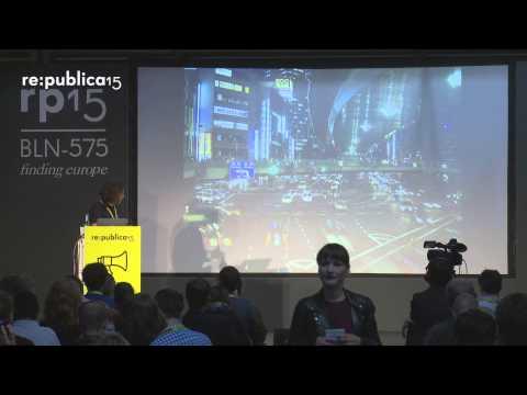 re:publica 2015 - Eröffnung Subkonferenz Wissenschaftsjahr: raumlabor Zukunftsstadt on YouTube
