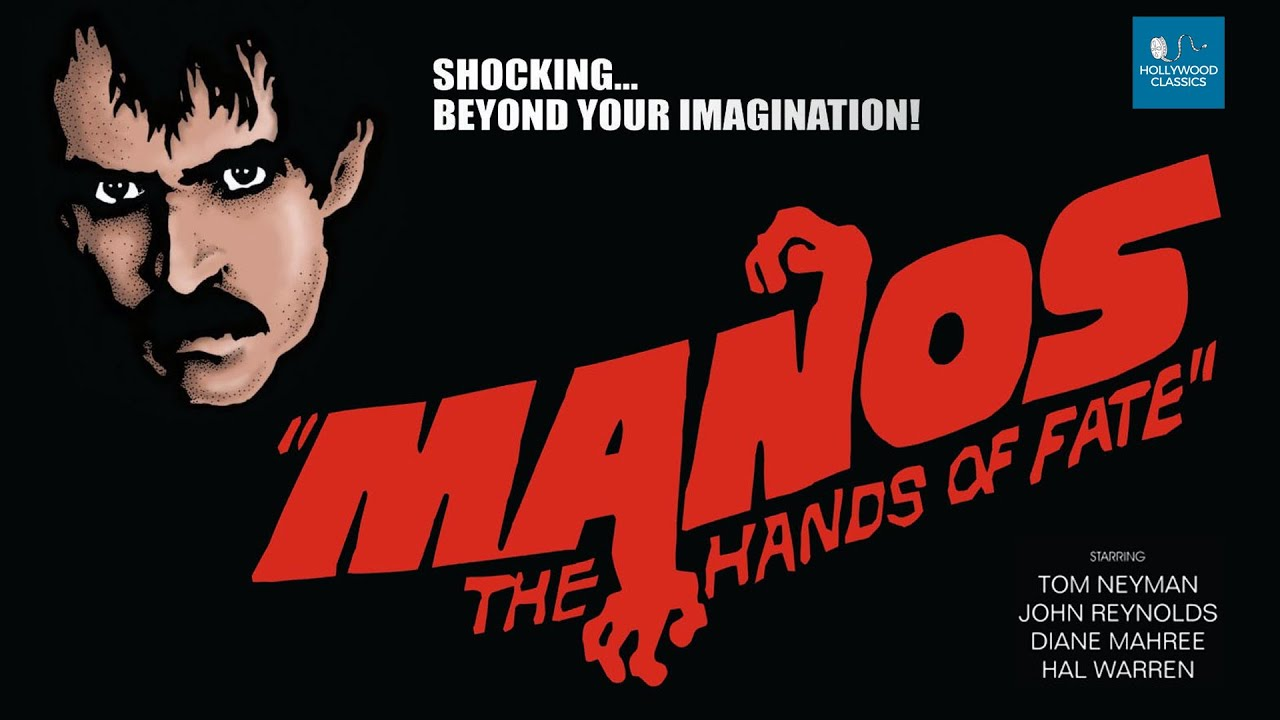 Download Manos: The Hands of Fate (1966)   Full Movie   Tom Neyman, John Reynolds, Diane Adelson