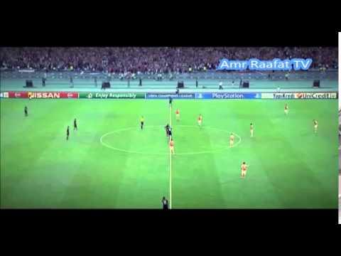 Demba ba amazing kick off besiktas vs arsenal