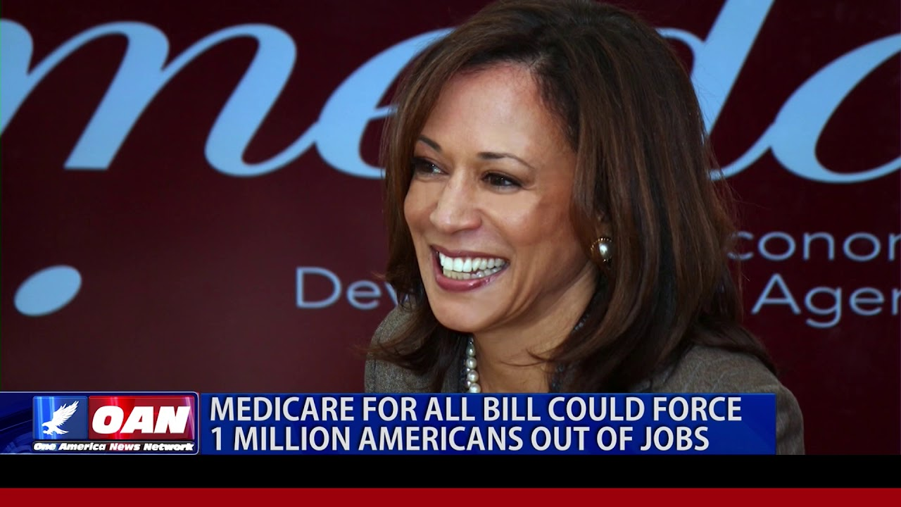 Medicare for all bill could force 1 million Americans out of jobs