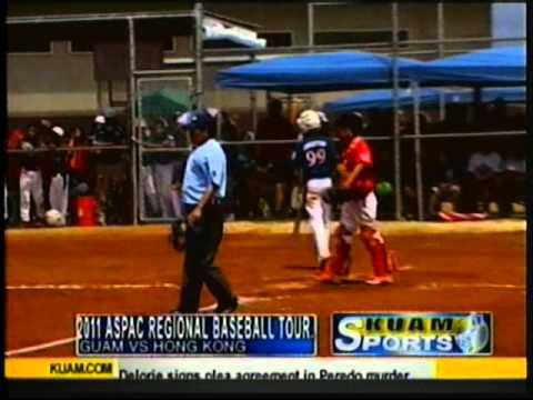 Team Guam 2011 Little League Asia-Pacific Regional Tournament update