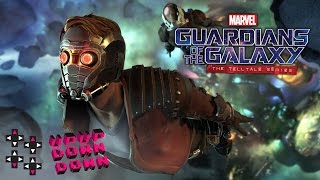 Guardians of the Galaxy - Telltale Games — UpUpDownDown Streams