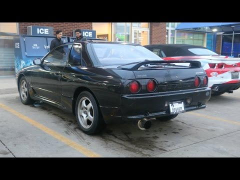 BUYING A NISSAN SKYLINE IN THE USA!!!