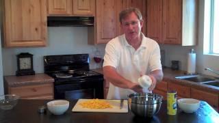 Mango & Black Bean Salsa Recipe
