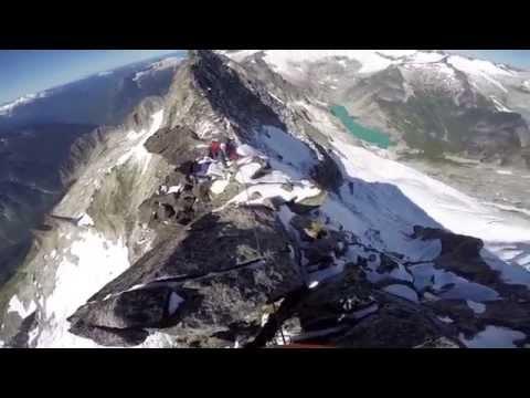 West Ridge of Forbidden Sept 2014