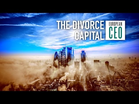 Why is London the divorce capital of the world? | European CEO Videos