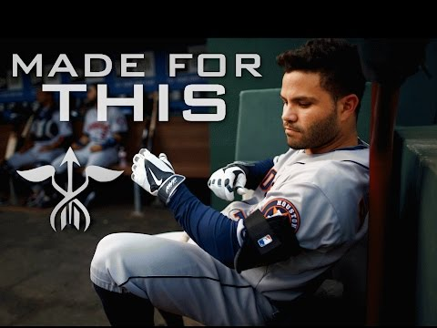 MLB Fan-Made Commercial: Jose Altuve [Made for this]